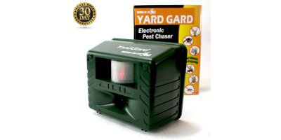 Bird-X Yard Gard - Electronic Animal Control System