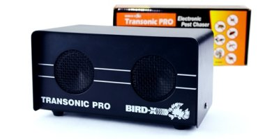 Bird-X - Model Transonic PRO - Ultrasonic and Sonic Electronic Pest Control System