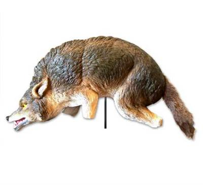 Bird-X - Model 3D-Coyote - Visual Scares and Predator Decoys