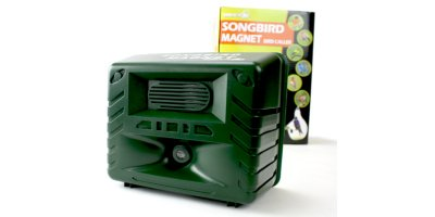 Songbird Magnet - Electronic Bird Attractant