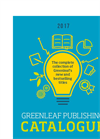 Greenleaf Publishing 2017 - Catalogue
