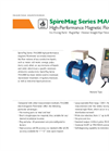 Spire Metering - Model SpireMag Series MAG888 - High-performance Magnetic Flowmeter - Datasheet