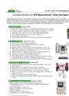 SpireCapture - Model AMR/AMI - Automatic Meter Reading and Data Management System - Brochure