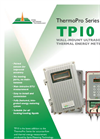 Spire Metering ThermoPro TP10 Non-Intrusive Clamp-On Ultrasonic BTU, Thermal Energy Meter - Brochure