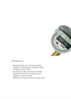 Model wPrime Series 280W-R Residential Ultrasonic Water Meter - Datasheet
