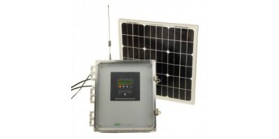 Spire Metering - Model EnduroFlow Series EF12 - Solar Powered Ultrasonic Flowmeters