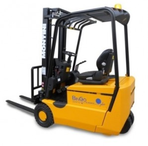 BINGOplus - Model N Light 700 - 3 Wheel Forklift Trucks
