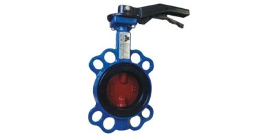 Model BUV12 - Center Type Wafer Butterfly Valves