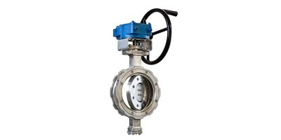 Model BUV21 - High Performance Basic Type Butterfly Valves