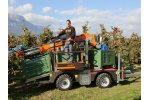 PIUMA  - Model 4WD - Fruit  Harvesting  Machine