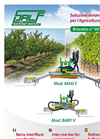 Inter Row Bar for Weed Control Brochure
