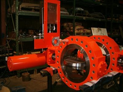 Everest - Control Butterfly Valves