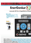 EnerGenius - Model IQ - Dual Microprocessor Rectifier / Battery Charger - Datasheet