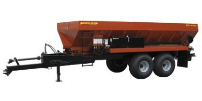 Pequea - Model SP400, SP450, SP500, SP550 - Litter/Poultry Spreader