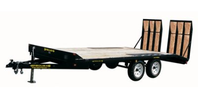 Pequea - Model 716DO - Deckover Trailers