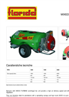 REVERSE - Model PLN - Trailed Airblast Sprayer Brochure