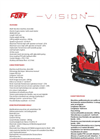 Vision - Agricultural Multifunctional Reversible Machine Brochure