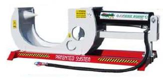 Domex - Model 710 - Hydraulic Grab Splitter