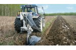 Model FS.1/ 81 - Single Share Hydraulic Reversible Ploughs