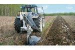 Model FS.1/ 82 - Single Share Hydraulic Reversible Ploughs
