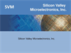 Silicon Valley Microelectronics Company Profile Brochure