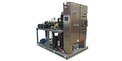 Model STWCT - Water Cooled Scroll Chillers