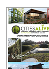 Cities Alive 2013 Sponsorship Opportunities Brochure