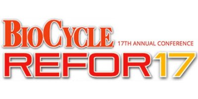 17TH Annual Conference BioCycle REFOR17