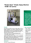 Waste-Scan - Model WAM-100 - Waste Assay Monitor Datasheet
