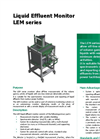 Liquid Effluent Monitor LEM Series- Brochure