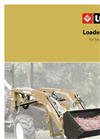 Lewis - Loader Range for Tractors from 15HP Brochure