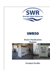 SWR - Model SWR50 - Water Purification Module - Brochure