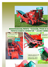 Carlotti - SPRING ALX-R - Single-row Potato Digger-Harvester - Brochure