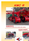 Carlotti - KMC-R 1450, 1600, 1800 - Two-rows Potato Digger