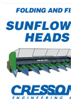 Model SG3 - Sunflower Head Brochure