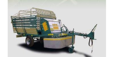 Model AB 30, 40 & 45 TR - One Axles Self-Loading Cutter Wagons