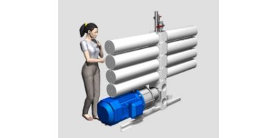 Model 200-1-DB8SW200 - Desalination Plant