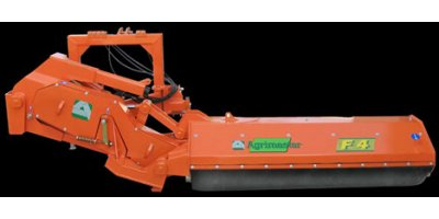 Agrimaster  - Model F4 - Trince Shredders