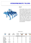 Model CM-LP - Spring Loaded Tine Cultivators Brochure