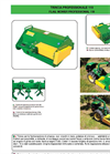 Model 118 - Flail Mowers - Brochure