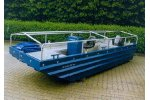 BERKY - Model Type 6620 - Aluminium Boat