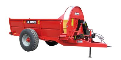 Model A 65 - Open Field Front Laterally Manure Spreader