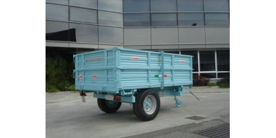 Crosetto - Model B552 - Dumper Trailers