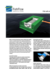 FishFlow - Fish-safe Rotary Drum Screen for Water Intakes - Brochure