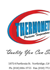 Thermometrics Products Catalogue
