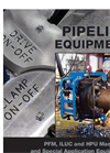 PIPEMASTER - Model PFM 614 - OD Mounted Portable Pipeline Beveling System- Brochure