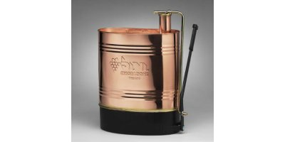 Knapsack  - Model EUROPA  - Copper Sprayer