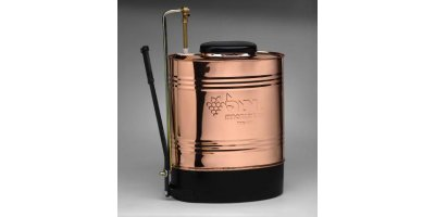 Knapsack  - Model SILE  - Copper Sprayer