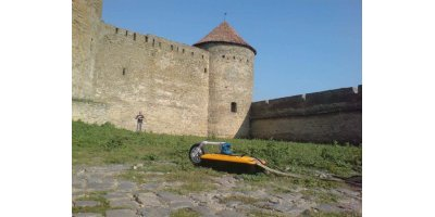 Ground Penetrating Radars (GPR) for Archaeology
