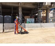 Ground Penetrating Radar (GPR) investigation in Chile